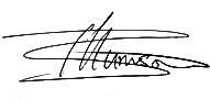 Tyrone Atkinson Signature