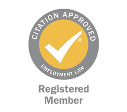 Citation Approved Accreditation
